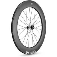 DT Swiss ARC 1400 Dicut 80mm Clincher Disc Brake 700c Road Bike Front Wheel