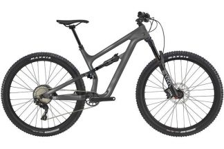 cannondale habit waves 2021 mountain bike black