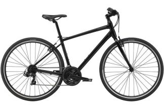 cannondale quick 6 2021 menaposs hybrid bike black
