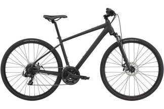 cannondale quick cx 4 2021 menaposs hybrid bike black