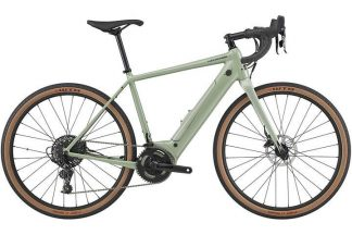 cannondale synapse neo se 2020 electric road bike green