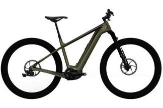 cannondale trail neo 2 2021 electric mountain bike green