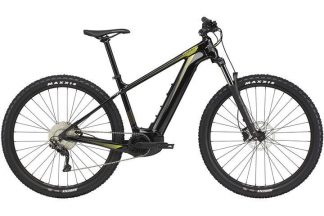 cannondale trail neo 3 2021 electric mountain bike black