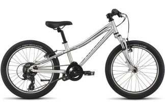 specialized hotrock 20 2020 kids mountain bike silverblack