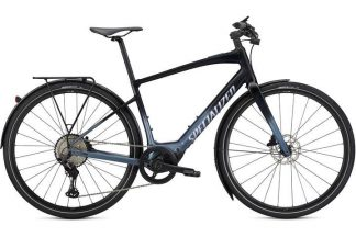 specialized turbo vado sl 5.0 equipped 2021 electric hybrid bike blackblue