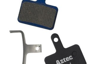 Aztec Disc Brake Pads for Shimano Deore M515 Mechanical / M525 Hydraulic - N/A