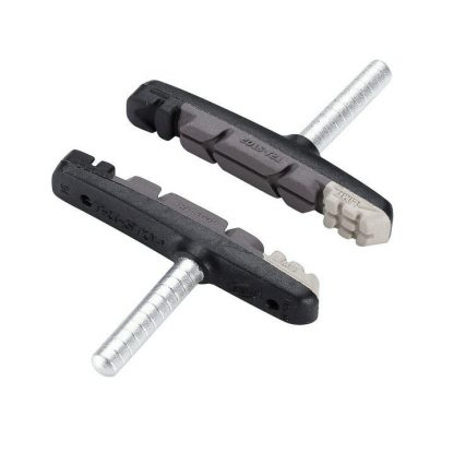 BBB Cantistop Deluxe Brake Pads - 2 Pairs - Blk/Gry/Wht