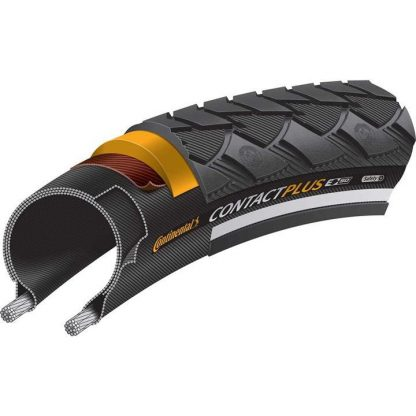 Continental CONTACT Plus 700c Tyre - Black