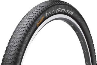 Continental Double Fighter III 650B Tyre - Black