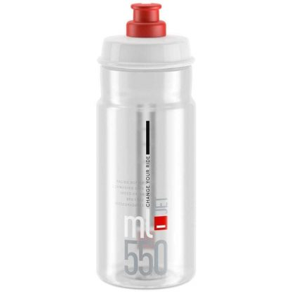 Elite Jet Biodegradable - 550 ml - Clear/Red