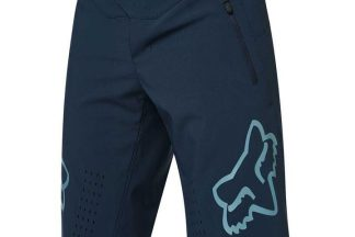 Fox Defend Baggy Short - Navy Blue/Other