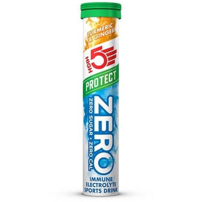 HIGH5 ZERO Protect - 20 Tabs - Turmeric and Ginger