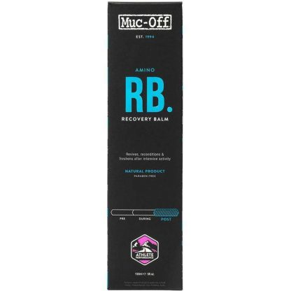 Muc-Off Athlete Performance Amino Recovery Balm 150ml - N/A