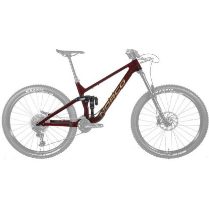 Norco Sight C 27.5 2020 Mountain Bike Frame - Red