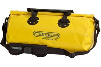 Ortlieb Rack Pack Travel Bag - Small - Yellow