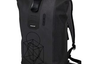 Ortlieb Velocity Design Backpack 23 Litres - Black Symmetry
