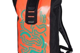 Ortlieb Velocity Design Backpack 23 Litres - Red