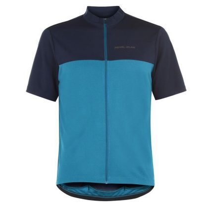 Pearl Izumi Quest Cycling Jersey Mens - Teal/Navy