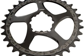 Race Face Wide Chainring - Direct Mount - Black