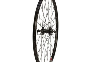 Raleigh 27.5 Inch Disc Front Wheel - Black