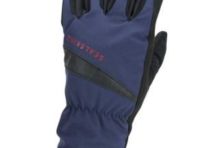 Sealskinz Waterproof All Weather Cycle Glove - Navy Blue