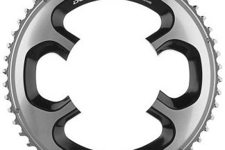 Shimano Dura Ace 9000 Outer Chainring - Black/Silver