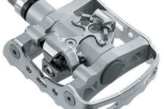 Shimano M324 SPD Pedals - N/A