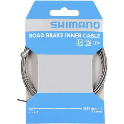 Shimano Road Stainless Steel Inner Brake Cable - N/A
