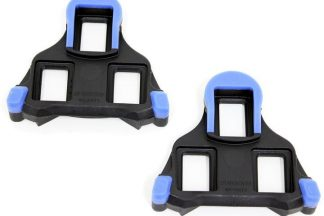 Shimano SPD-SL Cleats - Front Float 2 Degree - Blue