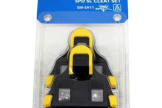 Shimano SPD-SL Cleats - Front Float 6 Degree - N/A