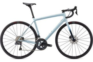 Specialized Aethos Expert 2021 Road Bike - Blue