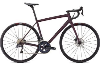 Specialized Aethos Expert 2021 Road Bike - Red