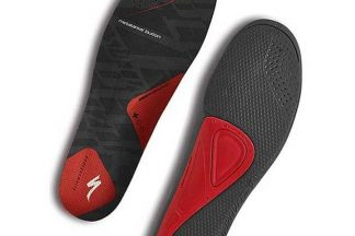 Specialized Body Geometry SL Footbed - Red
