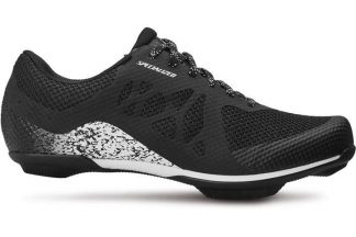 Specialized Remix Women's Spin and MTB Shoe - Black/White