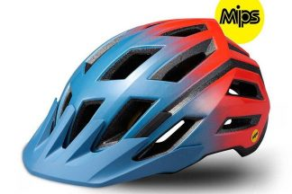 Specialized Tactic 3 MIPS MTB Helmet - Blue/Red