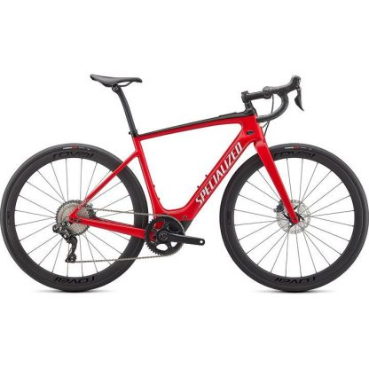 Specialized Turbo Creo SL Expert 2021 Electric Road Bike - Red