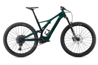 Specialized Turbo Levo SL Comp Carbon 2021 Electric Mountain Bike - Green Tint