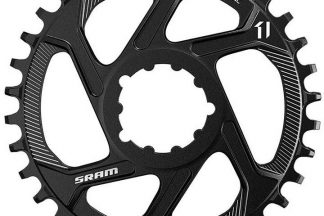 SRAM Eagle X Sync Direct Mount 6mm Offset Chainring - Black