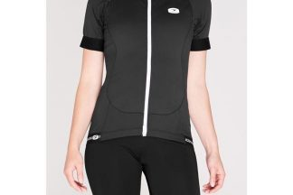 Sugoi RS Thermal Cycling Jersey Ladies - Black