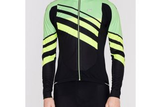 Sugoi RS Zero Long Sleeve Jersey Mens - Blue