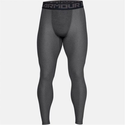 Under Armour HeatGear Core Tights Mens - Charcoal