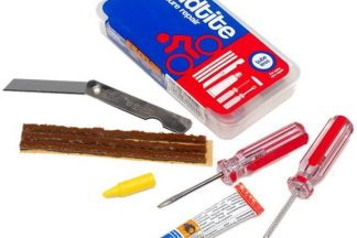 Weldtite Tubeless Patch Kit - N/A