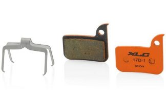 XLC Road Hydro Disc Models And Level Ultimate And TLM Resin Disc Brake Pads - N/A