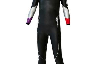Zone3 Youth Adventure Wetsuit - Black
